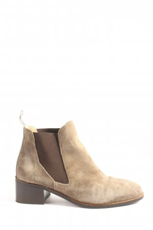 Marc O'Polo Chelsea Boots creme Business-Look