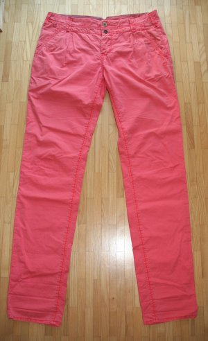 Marc O'Polo Chinos bright red cotton