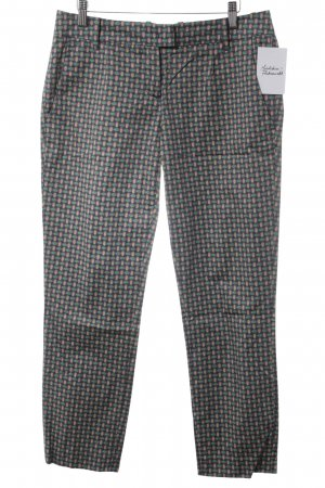 Marc O'Polo Chinohose abstraktes Muster Casual-Look