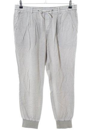 Marc O'Polo Pantalon chinos gris clair style décontracté