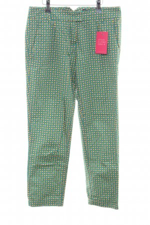 Marc O'Polo Chinohose Allover-Druck Casual-Look
