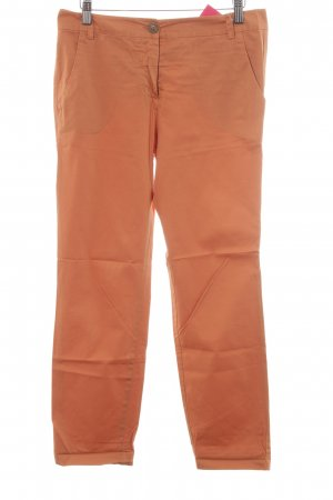 Marc O'Polo Chinohose hellorange Casual-Look