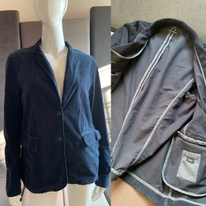 Marc O'Polo Blazer stile Boyfriend blu scuro