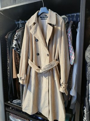 Marc O'Polo Cord Mantel, Kord, Trenchcoat, XL 42