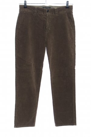 Marc O'Polo Corduroy Trousers brown casual look