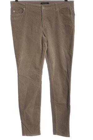 Marc O'Polo Pantalón de pana marrón look casual