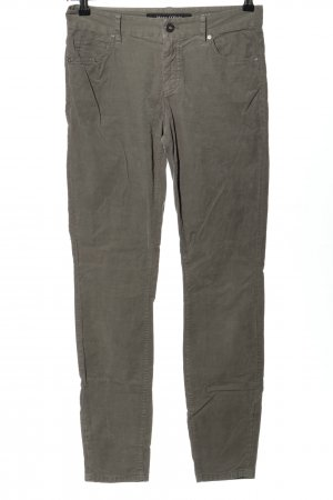 Marc O'Polo Cordhose hellgrau Casual-Look