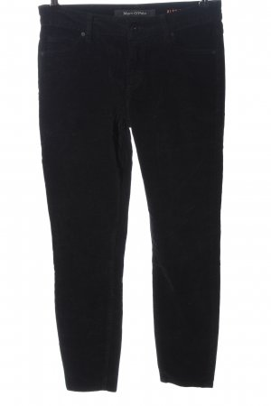 Marc O'Polo Corduroy Trousers black casual look