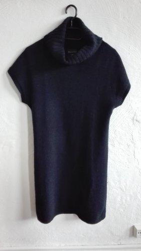 Marc O'Polo Vestito di lana blu-blu scuro Lana