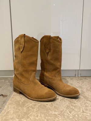 Marc O'Polo Western Booties brown-light brown