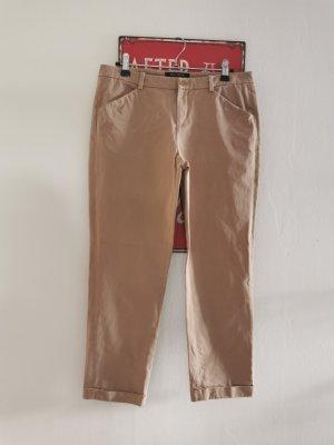 Marc O'Polo Damen Hose Modell Frövi Pants beige Größe 36 neuwertig