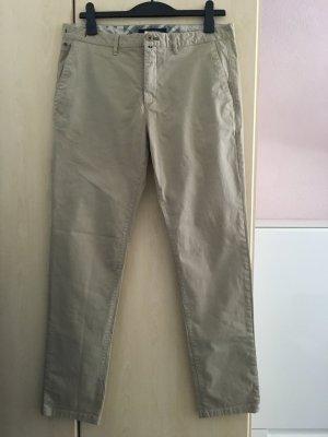 Marc O'Polo Jersey Pants beige cotton