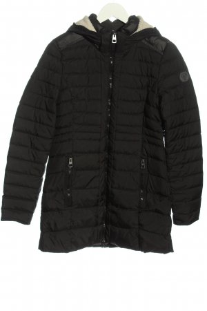 Marc O'Polo Down Jacket black quilting pattern casual look