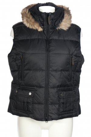 Marc O'Polo Down Vest black quilting pattern casual look
