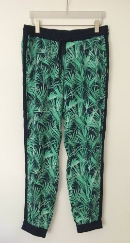 Marc O'Polo Denim Jogpants blau-mint Gr. L Viskose 844128410237