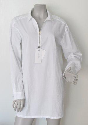 Marc O'Polo Lange blouse wit Katoen