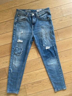 Marc O'Polo DENIM Boyfriend Jeans azure