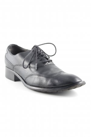 Marc O'Polo Scarpa Derby nero stile professionale