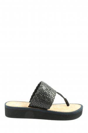Marc O'Polo Sandalo Dianette nero stile casual