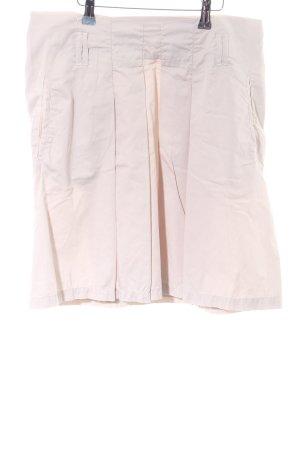Marc O'Polo Falda a cuadros blanco puro look casual