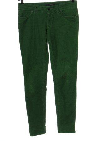 Marc O'Polo Five-Pocket-Hose grün Casual-Look