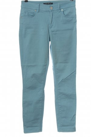Marc O'Polo Five-Pocket-Hose blau Casual-Look