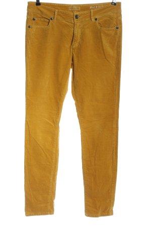 Marc O'Polo Pantalón de cinco bolsillos naranja claro look casual