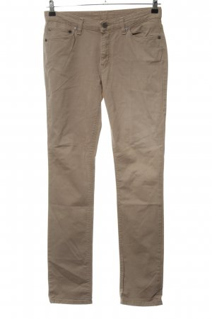 Marc O'Polo Five-Pocket Trousers bronze-colored business style