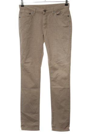 Marc O'Polo Pantalone cinque tasche bronzo stile professionale