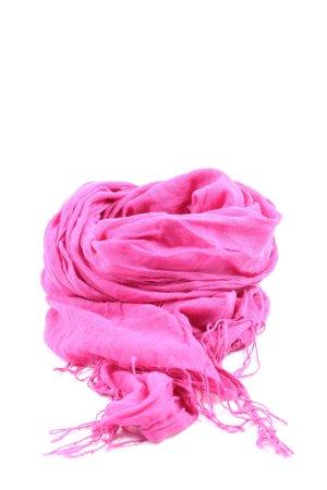 Marc O'Polo Szalik z frędzlami różowy W stylu casual