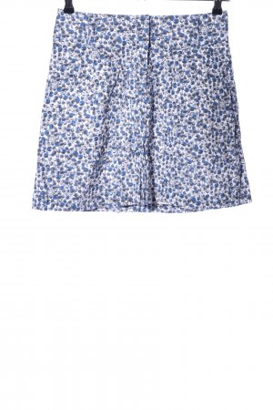 Marc O'Polo Flared Skirt abstract pattern casual look