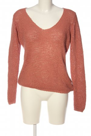 Marc O'Polo Grobstrickpullover pink Casual-Look