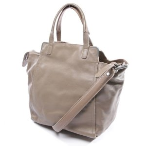 Marc O'Polo Handtasche in Taupe