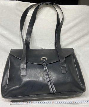 Marc O'Polo Handtasche schwarz *Echtleder*