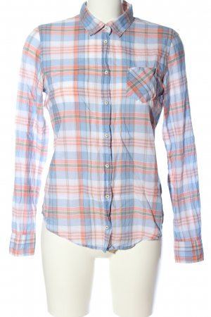 Marc O'Polo Hemd-Bluse Karomuster Casual-Look