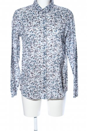 Marc O'Polo Hemd-Bluse Allover-Druck Casual-Look