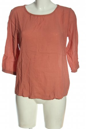 Marc O'Polo Hemd-Bluse rot Casual-Look