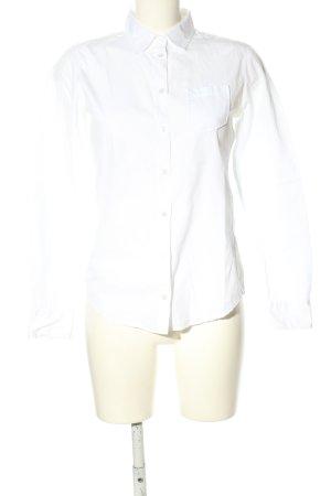 Marc O'Polo Hemd-Bluse weiß Business-Look