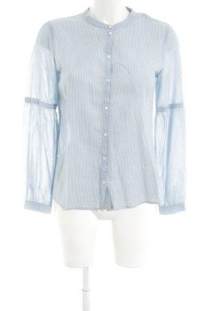 Marc O'Polo Hemd-Bluse blau Streifenmuster Business-Look