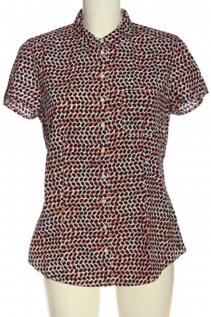 Marc O'Polo Hemd-Bluse Allover-Druck Business-Look