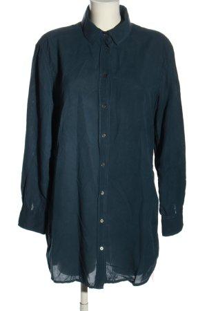 Marc O'Polo Hemd-Bluse blau Business-Look