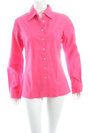 Marc O'Polo Hemd-Bluse pink klassischer Stil