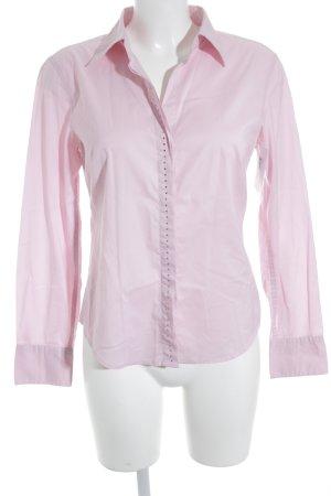 Marc O'Polo Hemd-Bluse rosa Business-Look