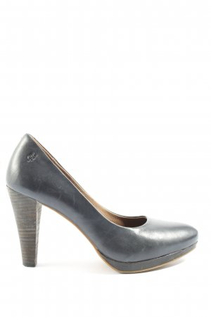 Marc O'Polo High Heels schwarz Casual-Look