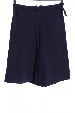 Marc O'Polo High-Waist Hose blau Casual-Look