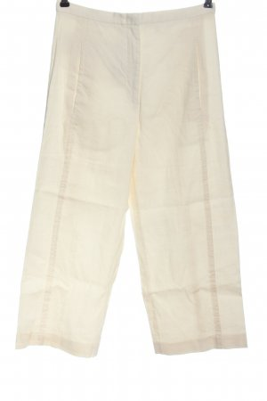 Marc O'Polo High Waist Trousers natural white allover print casual look