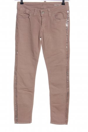 Marc O'Polo High Waist Jeans pink Casual-Look