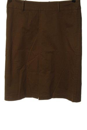 Marc O'Polo Spódnica z wysokim stanem brązowy W stylu biznesowym