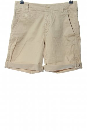 Marc O'Polo High-Waist-Shorts creme Casual-Look