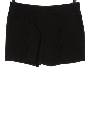 Marc O'Polo High waist short zwart casual uitstraling
